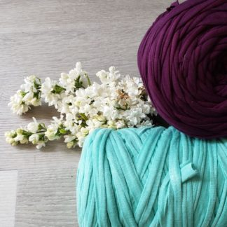 T-Shirt Yarn - 500 gram rolls