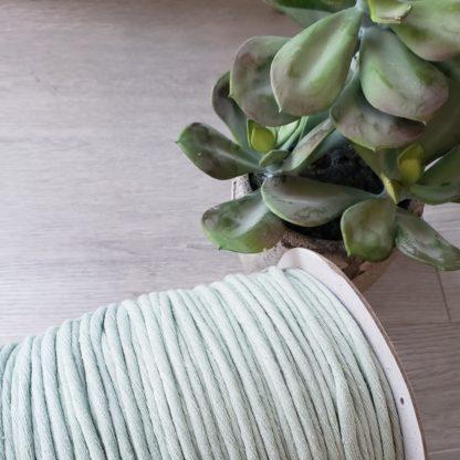 Celadon premium cotton string for macrame