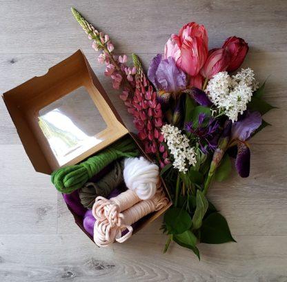 Weaving Kit Fresh Flowers