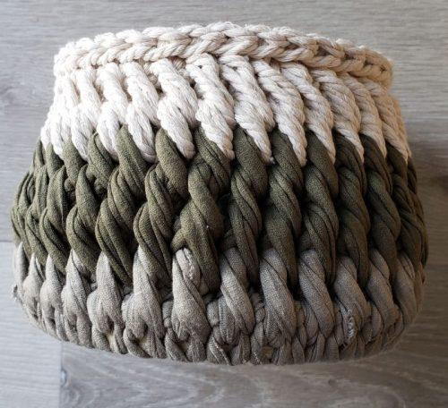 Crochet twisty stitch