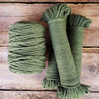 Khaki rope
