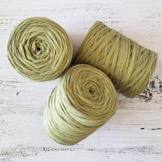 Light Green t-shirt yarn
