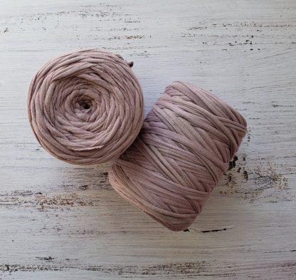 lilac tshirt yarn