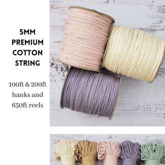 Premium Cotton String *SALE*