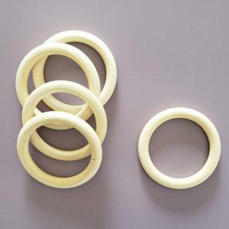 XL wood ring