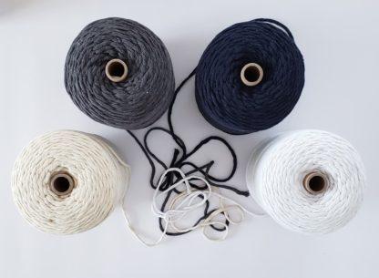 neutrals 3mm rope