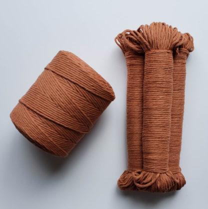 3mm rust rope
