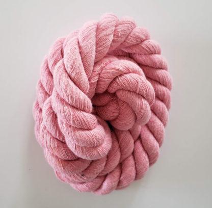 20mm light pink rope