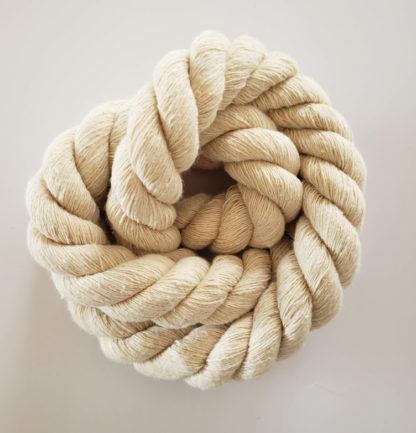 20mm natural rope