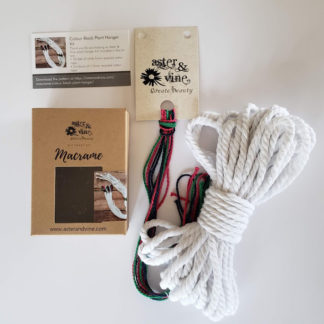 colourblock plant hanger kit